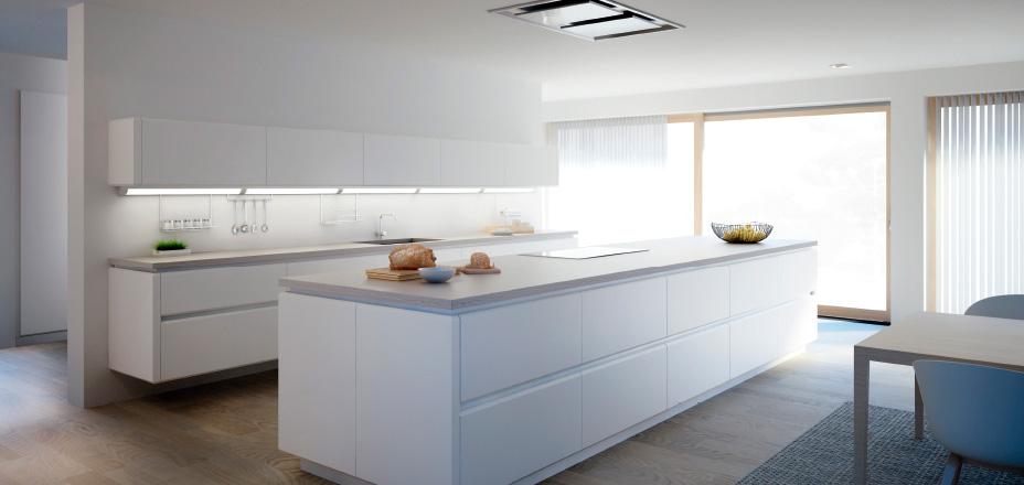 Muebles de cocina y baños Huesca- reforma de viviendas - Comar cocinas